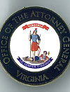 VA A.G. Cuccinelli's proposed new Virginian state seal