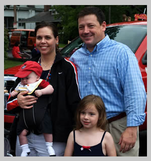 Ed Martin & family (candidate for Missouri's 3rd Congressional district)