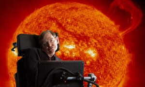 Stephen Hawking dismisses belief in God in an exclusive interview with the Guardian. Photograph: Solar & Heliospheric Observatory/Discovery Channel