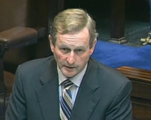 Irish Times / Taoiseach Enda Kenny said the Cloyne report told 'a tale of a frankly brazen disregard for protecting children'