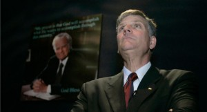 The Rev. Franklin Graham said Obama was 'born a Muslim' because his father was Muslim. / AP Photo