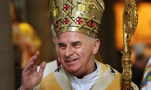 Cardinal Keith O'Brien is to resign amid allegations of inappropriate behaviour. Photograph: David Cheskin/PA, via the (UK) Guardian