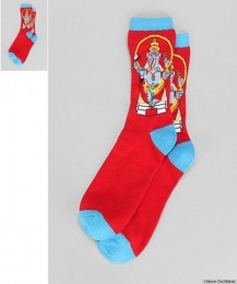 Urban Outfitters' Ganesh Sock / screen shot via HuffPo