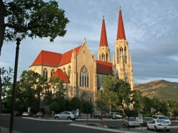 This 2011 file photo shows the Cathedral of St. Helena in Helena, Mont. The Roman Catholic Diocese of Helena filed for bankruptcy protection Jan. 31 in advance of proposed settlements for two lawsuits that claim clergy members sexually abused 362 people over decades and the church covered it up. (Photo: Ron Zellar, AP)