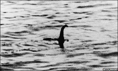 'Surgeon's Photo' of Loch Ness Monster / by Robert Kenneth Wilson, published in Daily Mail (UK) on 4/21/1934 / via Buzzfeed (URL: http://www.buzzfeed.com/brendanklinkenberg/explore-loch-ness-with-google-street-view#.fkQNdV7zq)