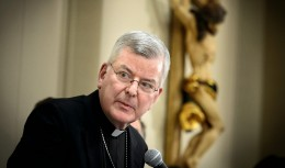 The former archbishop makes his first remarks since resigning in June. Glen Stubbe – Star Tribune