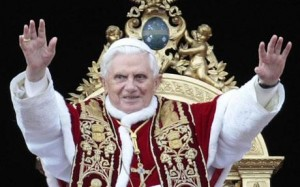 Pope Benedict XVI has apologised to victims of sex abuse / Telegraph photo