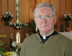 Rev James J Scahill (St Michael's, E Longmeadow MA)
