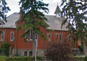 St John the Evangelist Church, Calgary, AB | Google Earth v. 6, Street View
