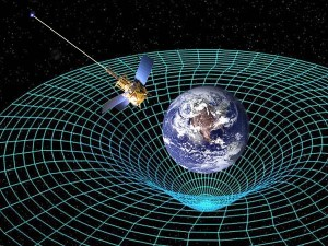 Gravity Probe confirms Einstein (NASA graphic via NatGeo)