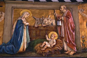 Nativity Scene / Ian Britton, via Freefoto