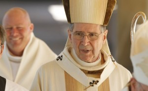 Retired Cardinal Roger Mahony, former archbishop of Los Angeles / Los Angeles Times photo