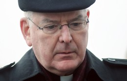 Archbishop Nienstedt / Jeffrey Thompson/MPR News