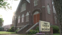 Hartford, CT: First Church of the Nazarene / Hartford Courant photo