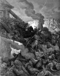Gustave Doré, 'Godfrey Enters Jerusalem', via Art Passions