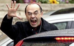 Cardinal Philippe Barbarin / Alessandro Bianchi/Reuters, via the Daily Beast