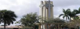 SRL Bell Tower (St Rose of Lima church Web site)