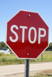 Stop Sign, via FreeFoto
