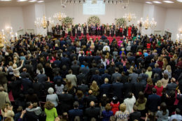 Photo from Word of Faith Fellowship