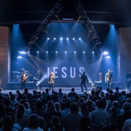 Photo from Highpoint Church event page, via their Web site